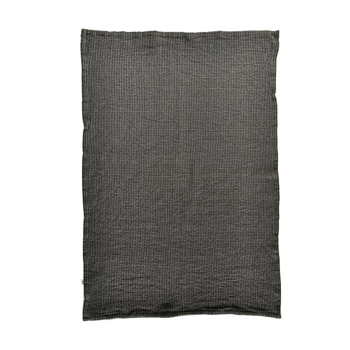 The Waffle Tea towel from Södahl , 50 x 70 cm, grey