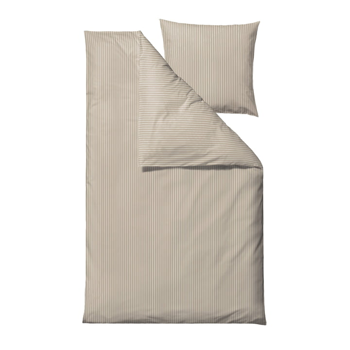 The Common bed linen from Södahl , 135 x 200 cm, beige
