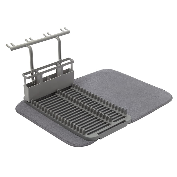 Udry Drainer from Umbra in charcoal