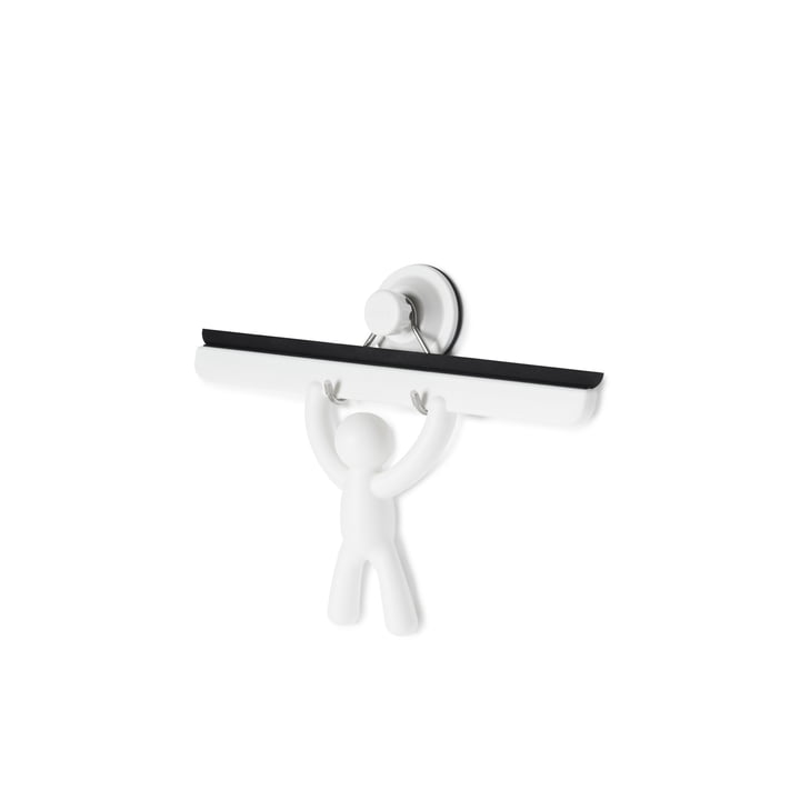 Buddy Squeegee Puller from Umbra in white