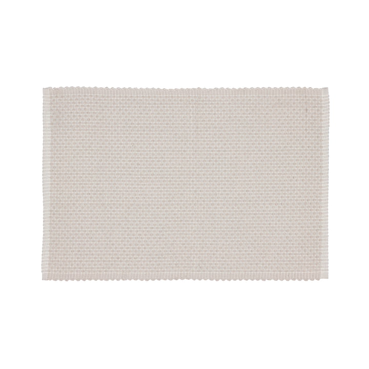 The Grain placemat from Södahl , 33 x 48 cm, beige