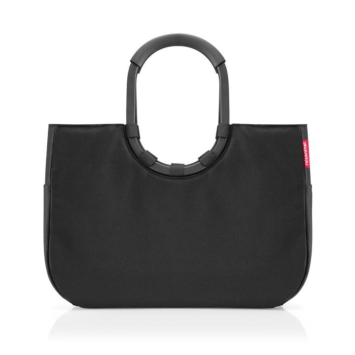 loopshopper L by reisenthel in frame black