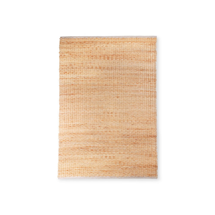 The jute carpet from HKliving , 120 x 180 cm, natural