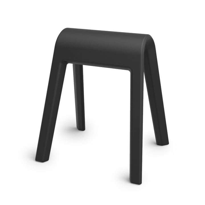 The seat buck from Wilkhahn , black