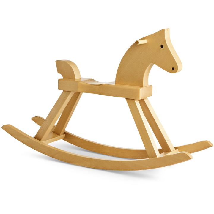 Rocking horse, beech from Kay Bojesen