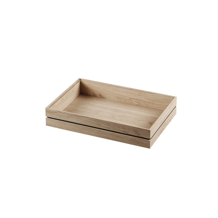 Organise Storage small from Moebe in natural oak