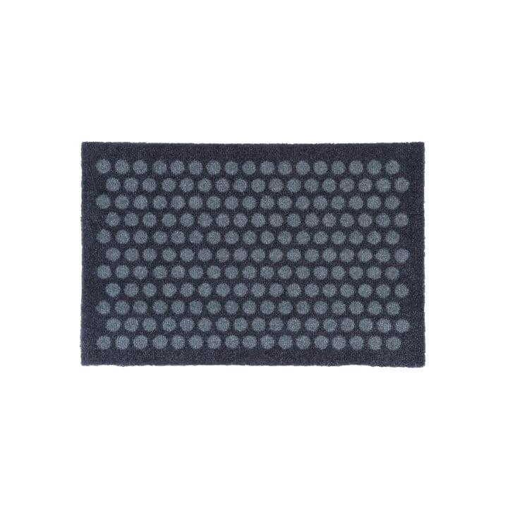 Dot doormat 40 x 60 cm from tica copenhagen in grey