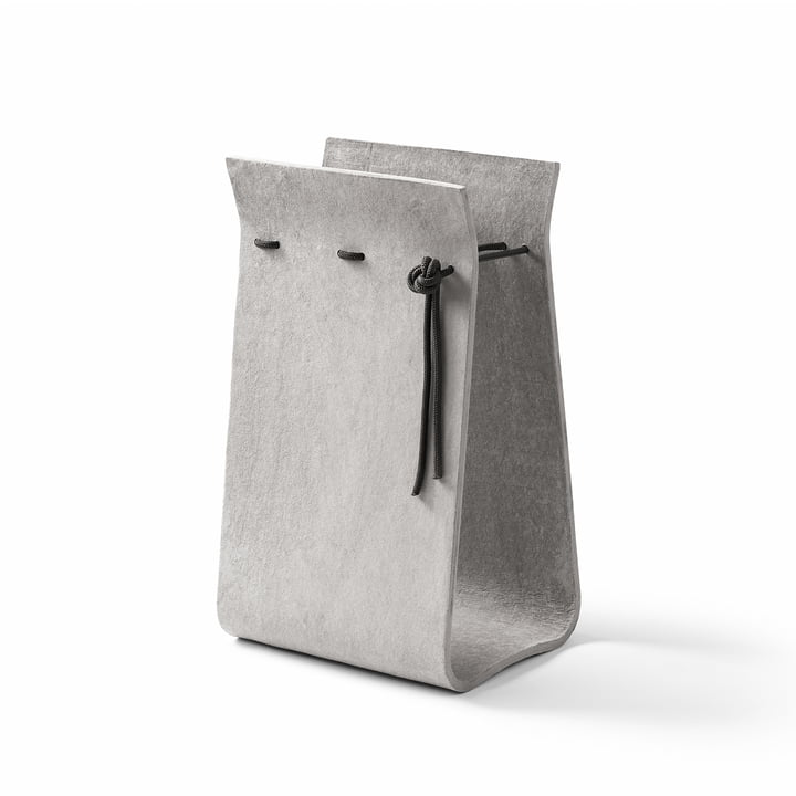 Ella Umbrella stand from Eternit in natural grey / anthracite