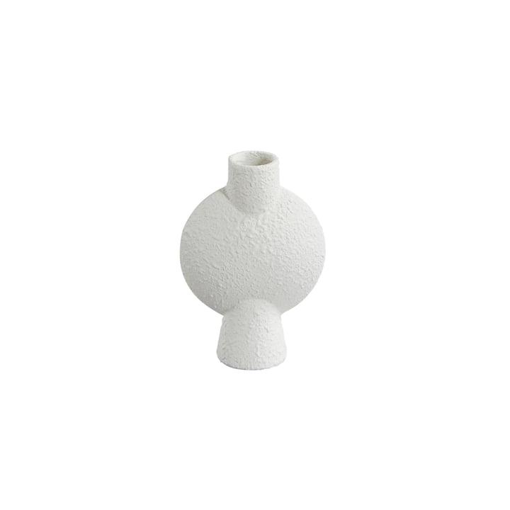 Sphere Vase Bubl Mini from 101 Copenhagen in Bubble White