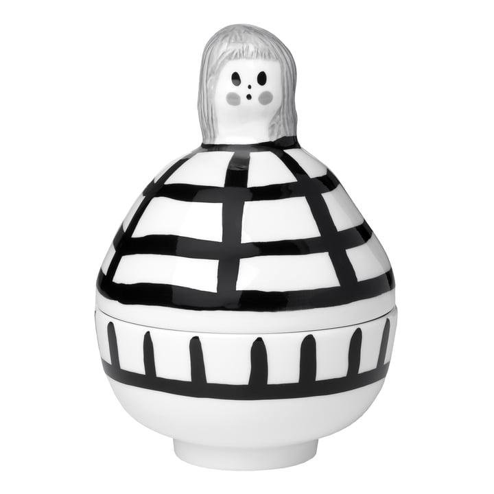 The Rauha Collectible by Marimekko, white / black / grey (autumn 2021)