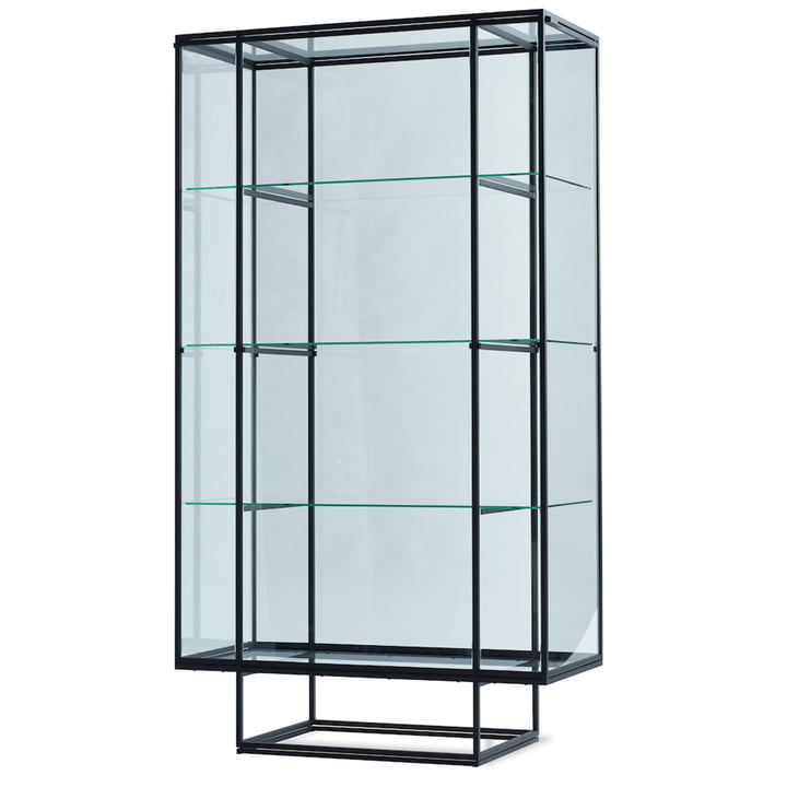 The Tangled display case from Spectrum , clear glass