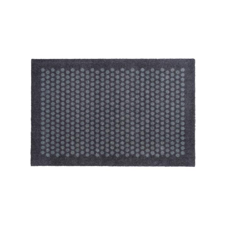 Dot doormat 45 x 75 cm from tica copenhagen in grey