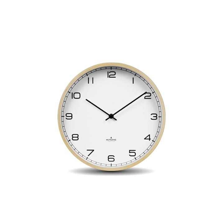 Wood Arabic Wall clock Ø 25 cm from Huygens
