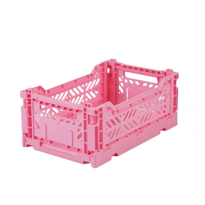 Folding box mini 27 x 17 cm from Aykasa in baby pink