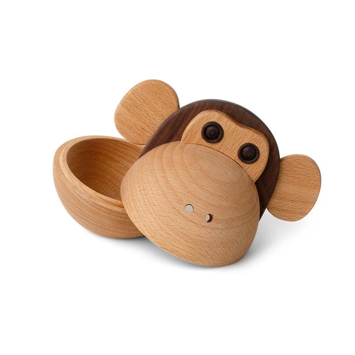 Monkey Bowl Wooden box from Spring Copenhagen