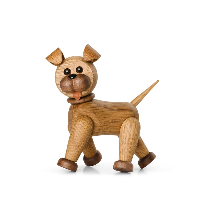 Happy the Dog Wooden figure from Spring Copenhagen