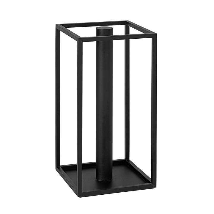 Roll'in kitchen roll holder from by Lassen in black