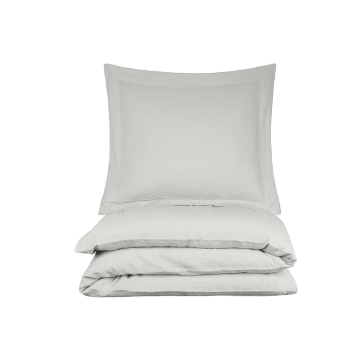 Remy Bed linen 135 x 200 cm, marble from Passion for Linen