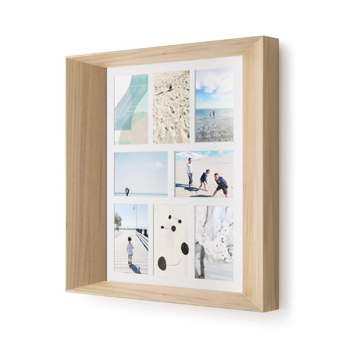 Lookout Picture frame (wall), 50 x 50 cm from Umbra in nature