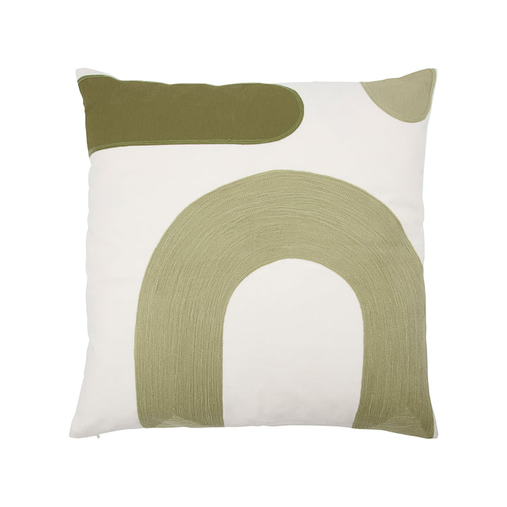 Curve Pillowcase 50 x 50 cm from House Doctor , sand