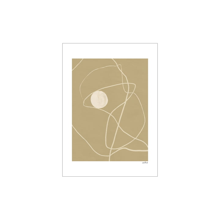 Little Pearl Poster from Paper Collective , 30 x 40 cm