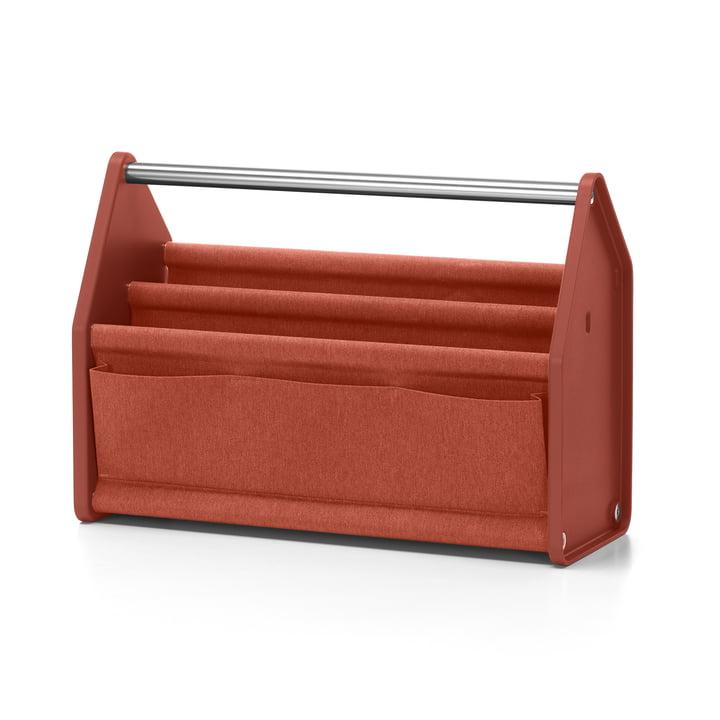 Locker Box, brick by Vitra