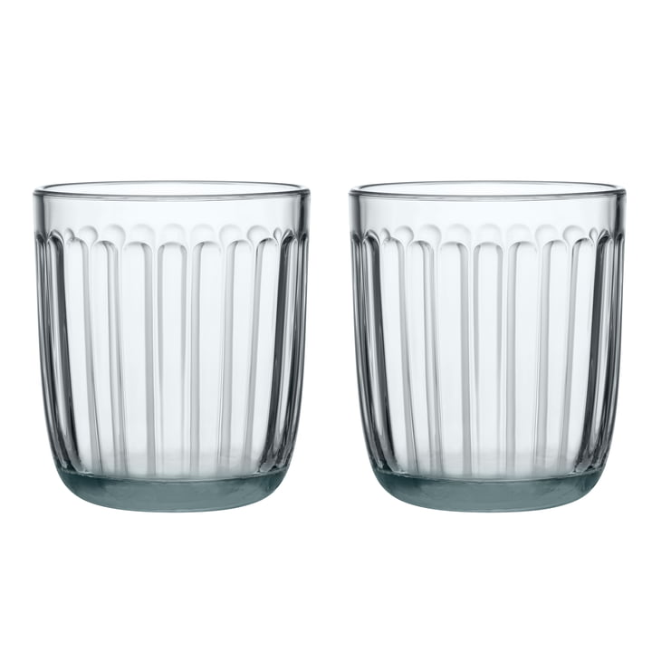 Raami drinking glass 26 cl by Iittala in the recycled edition (set of 2)