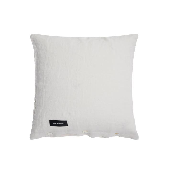 Mother Pillowcase, Linen 80 x 80 cm, beige from Magniberg