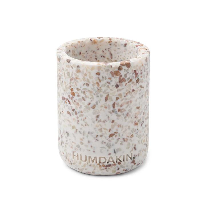Terrazzo toothbrush holder from Humdakin