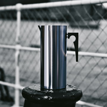 Jug with Ice Stopper by Stelton