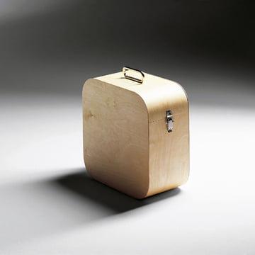 birch wood: the Fatty Container 7150 by Schmidinger Möbelbau