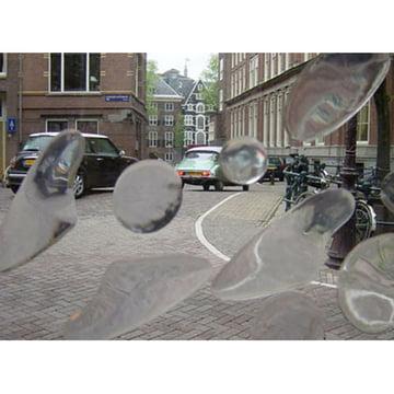 Self-adhesive Window Decoration: Droog Window Drops