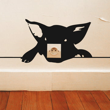 Domestic - Zoo Cochon Wall Sticker