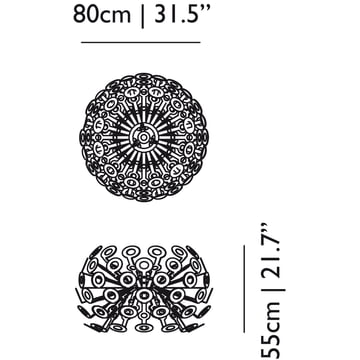 Moooi - Dandelion pendant