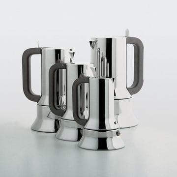 Alessi - Espresso machine 9090, different sizes