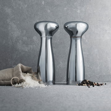 Georg Jensen - Alfredo Salt and Pepper Grinders