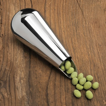 Carl Mertens - Verso Peanut Dispenser, polished