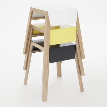 Jan Kurtz - Stackered Stool Aino
