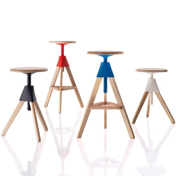 Magis - Tom & Jerry Stool - both sizes, different colours