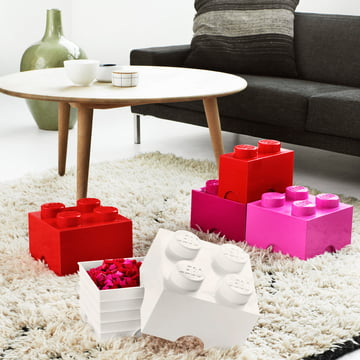 Lego - Storage Box, red