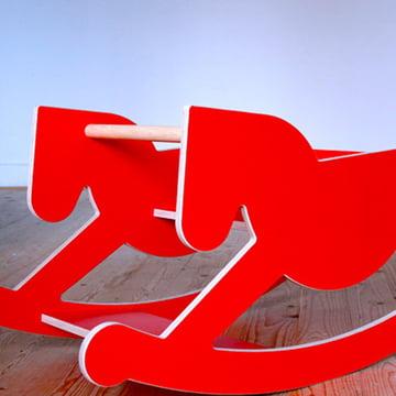 Kaether & Weise - hoppel double rocking horse
