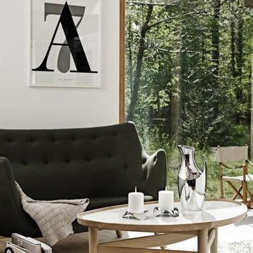 Stelton - Kontra Vacuum Jug 1 l - living room