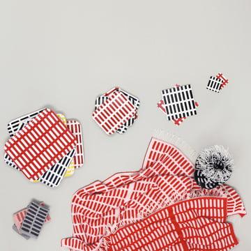 Artek - Siena blanket, trays