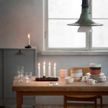 Iittala, Allas candleholder, Christmas