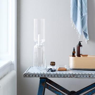 Iittala, Lantern - blue ambience image