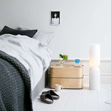 Iittala, Lantern Lamp / atmosphere image - next to bed