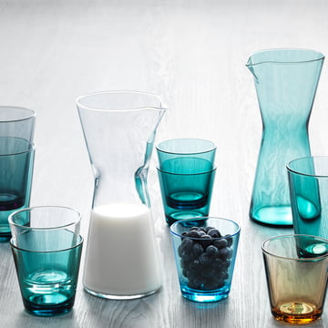 Kartio series by Iittala in different colours