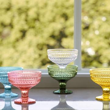 Iittala - Kastehelmi Bowl - group, colourful