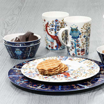Iittala, Taika group blue - atmosphere image
