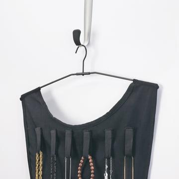 Umbra - Little Black Dress - jewellery - detail, hanger